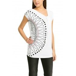 Desigual Black And White 50T2LA3