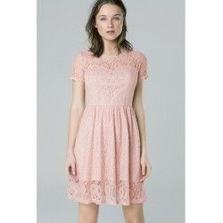 LIGHT PINK BRISTOL DRESS COMPAÑÍA FANTASTICA